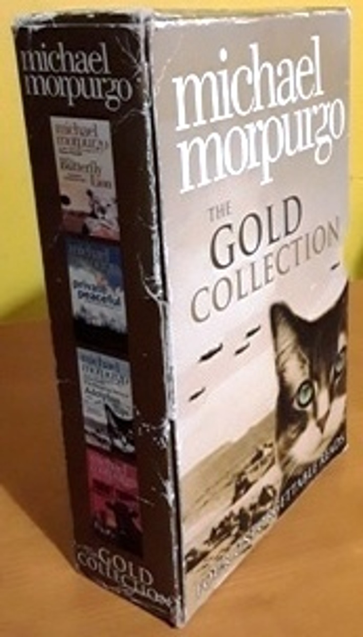 Michael Morpurgo: The Gold Collection (Complete 4 Book Box Set)