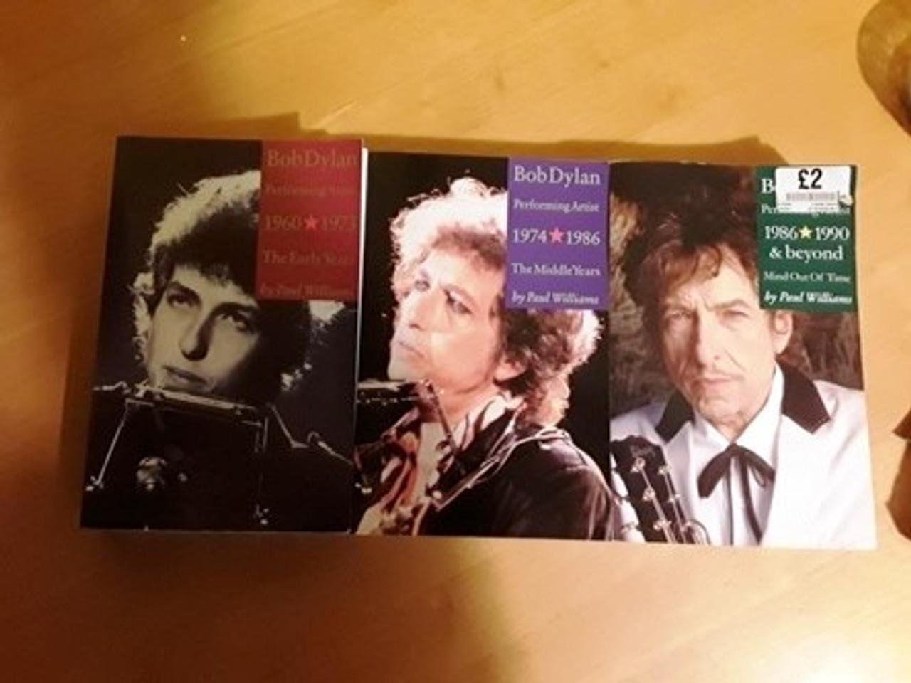 Bob Dylan Performing Artist (3 Box Set)