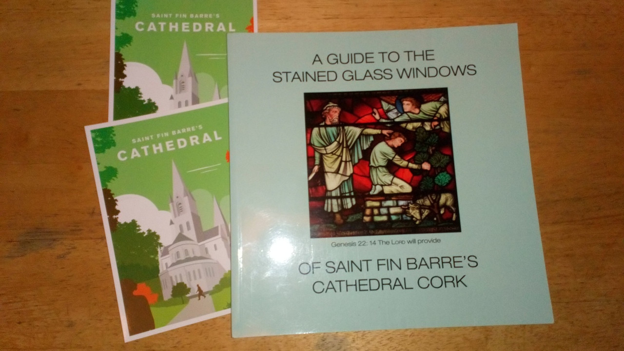 Cronin, Eileen - Guide to the Stained Glass Windows of Saint Fin Barre's cathedral Cork - Art History