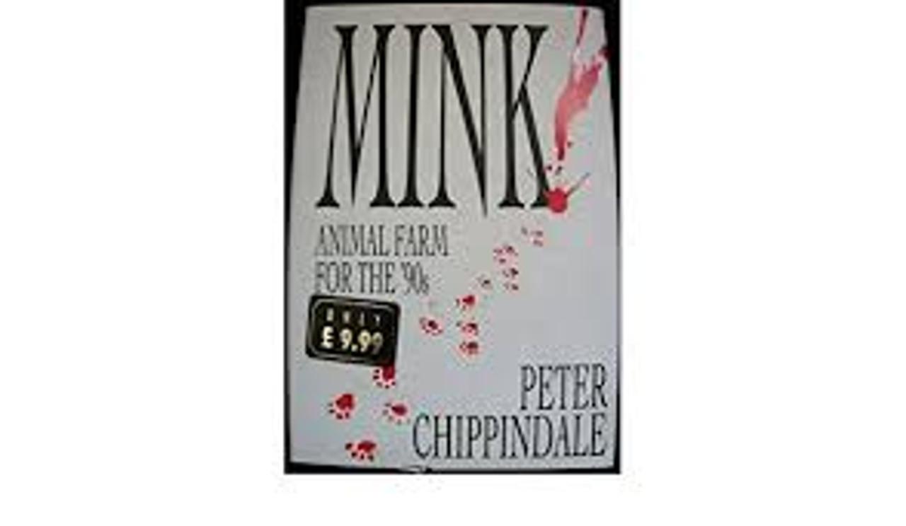 Chippindale, Peter / Mink! (Large Hardback)