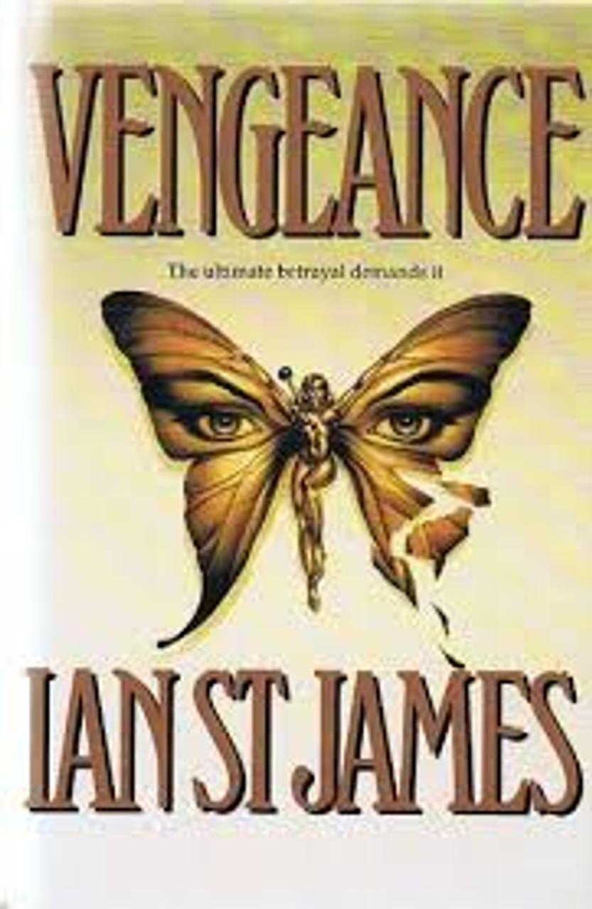 James, Ian St. / Vengeance (Large Hardback)