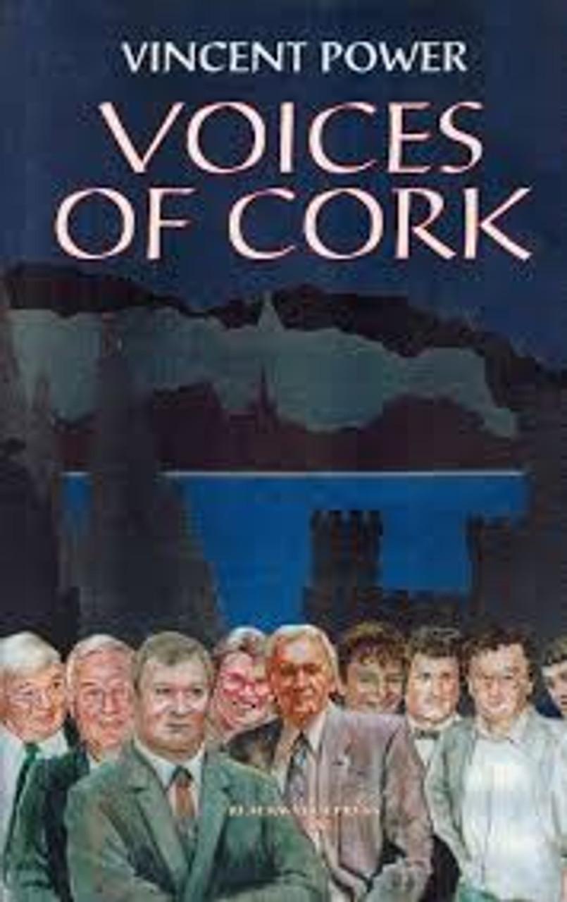 Power, Vincent / Voices of Cork (Large Hardback)