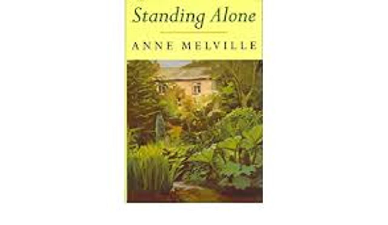 Melville, Anne / Standing Alone (Large Hardback)