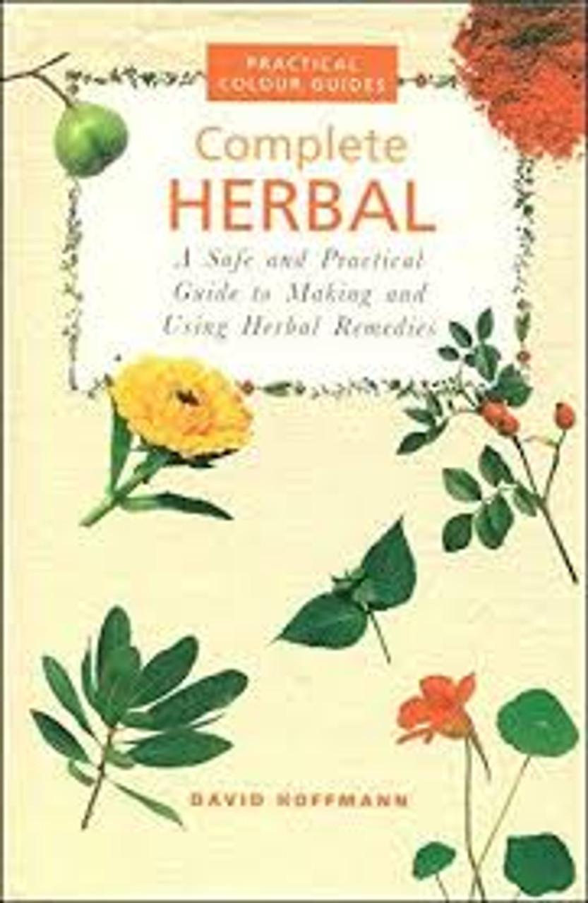 Hoffmann, David / Complete Herbal (Large Hardback)