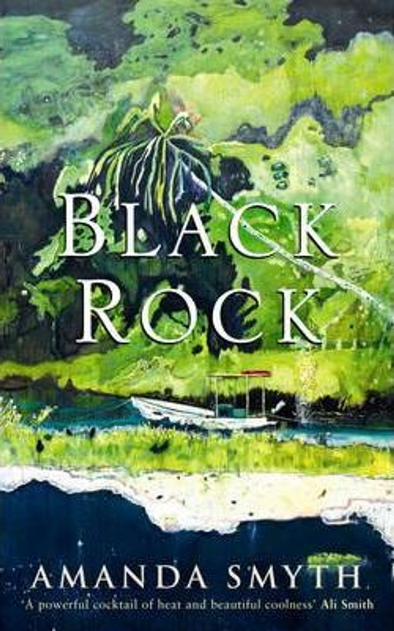 Smyth, Amanda / Black Rock (Medium Paperback)