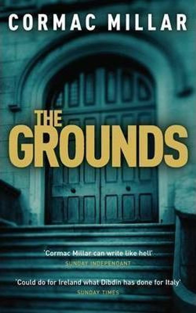 Millar, Cormac / The Grounds: Book 2 (Medium Paperback)