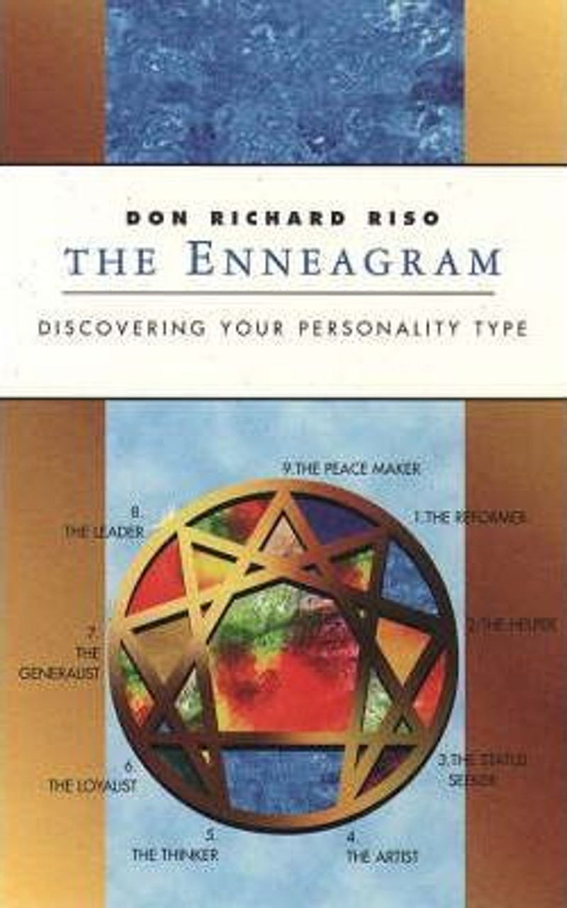 Richard, Riso Don / The Enneagram, The : Discovering Your Personality Type (Medium Paperback)