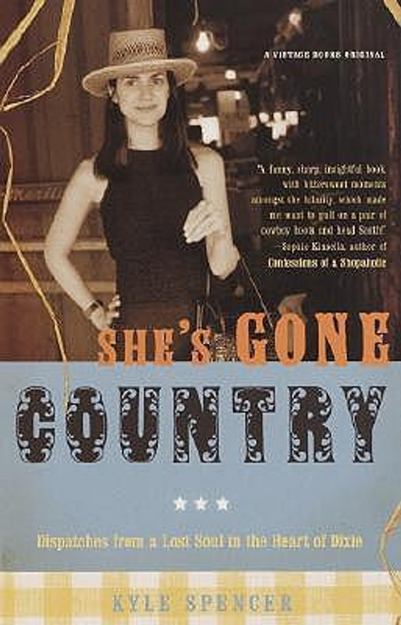 Spencer, Kyle / She's Gone Country (Medium Paperback)