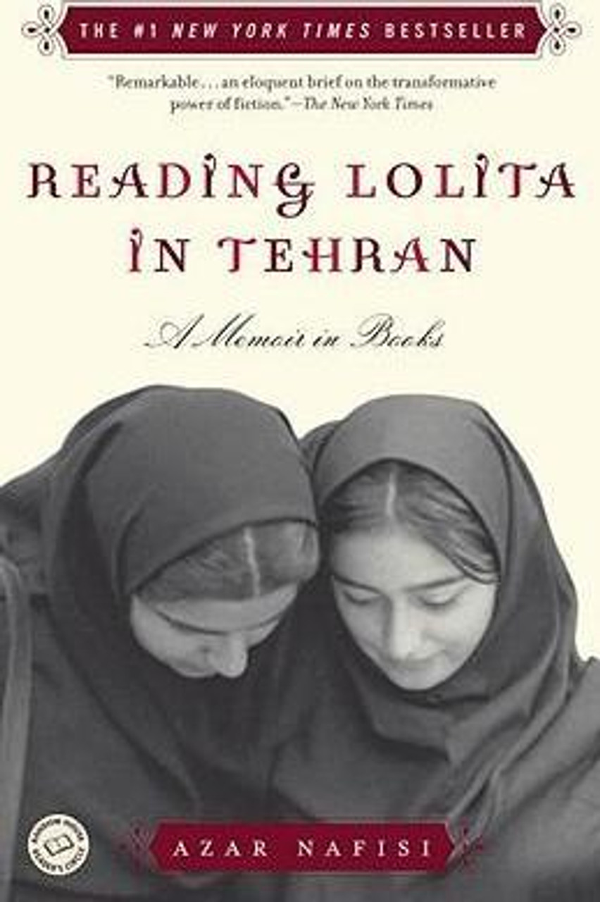 Nafisi, Azar / Reading Lolita in Tehran : A Memoir in Books (Medium Paperback)