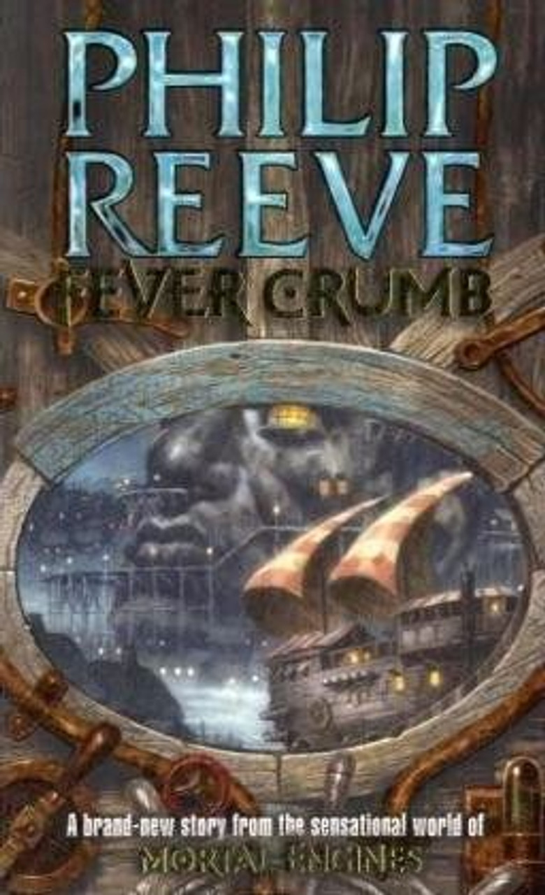 Reeve, Philip / Fever Crumb (Medium Paperback)