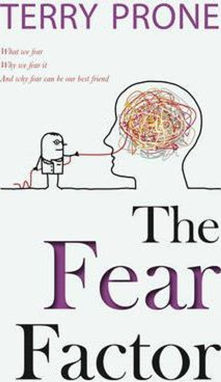 Prone, Terry / The Fear Factor (Medium Paperback)