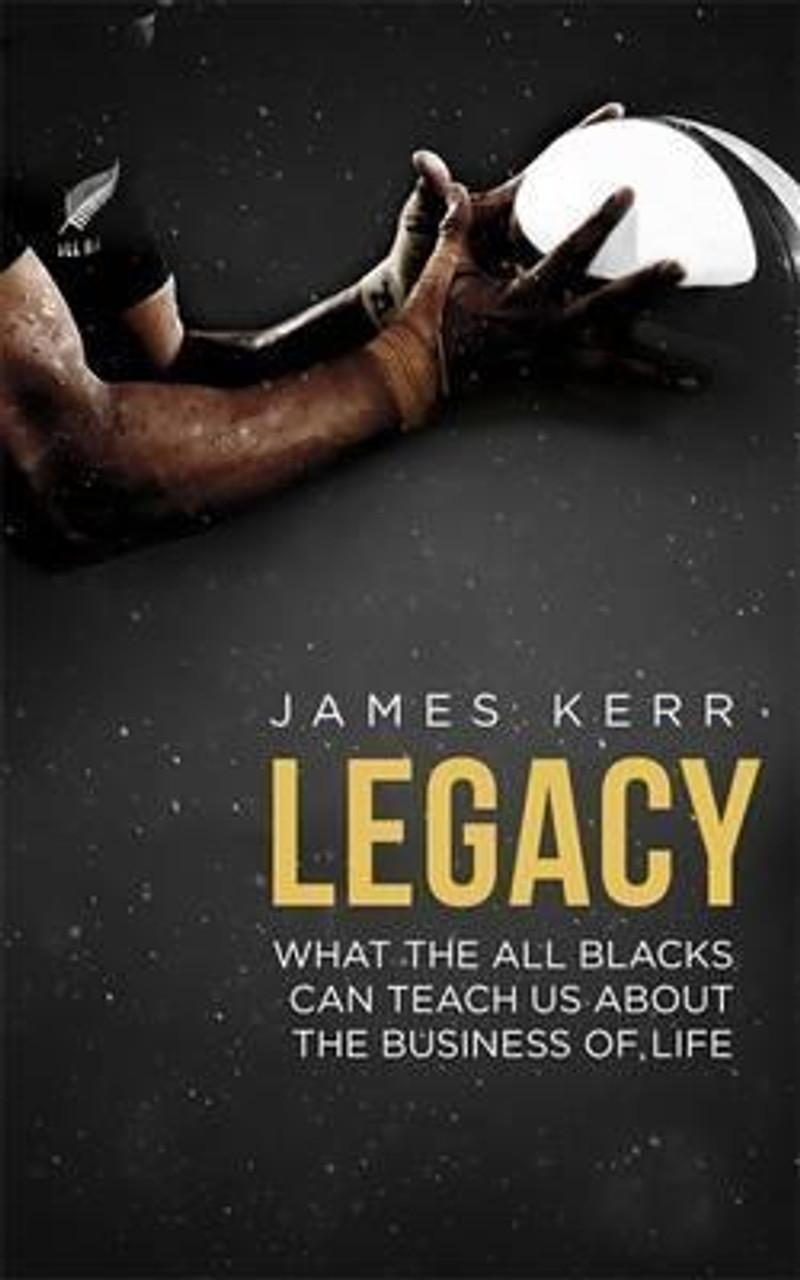 Kerr, James / Legacy (Medium Paperback)