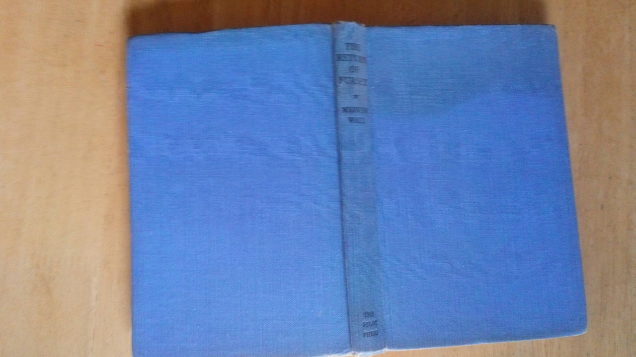 Wall, Mervyn - The Return of Fursey - HB 1st Edition UK 1948 - Modern Irish Fantasy Classic