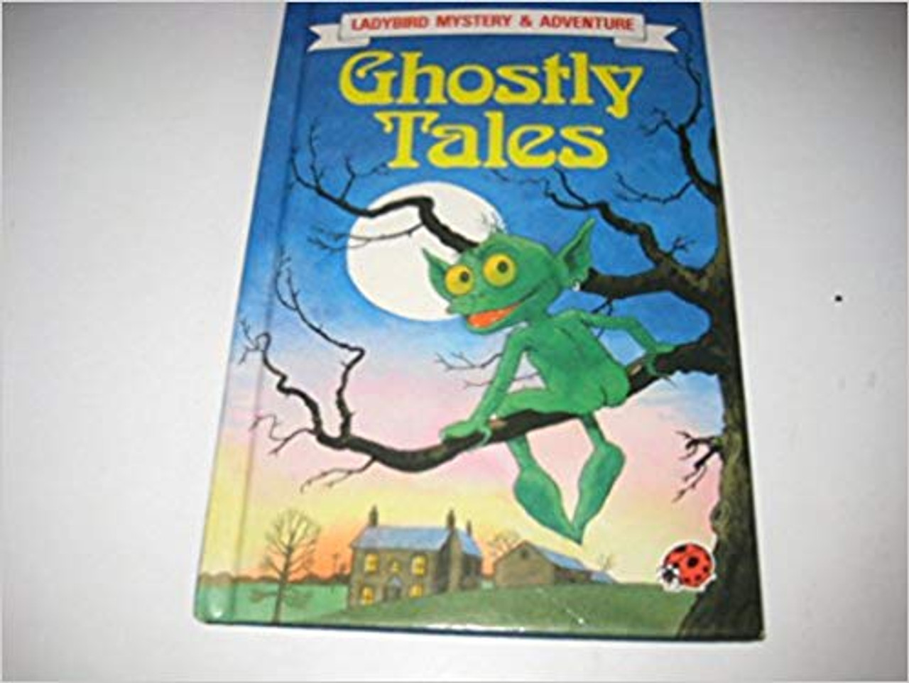 Ladybird / Ghostly Tales (Mystery & adventure)