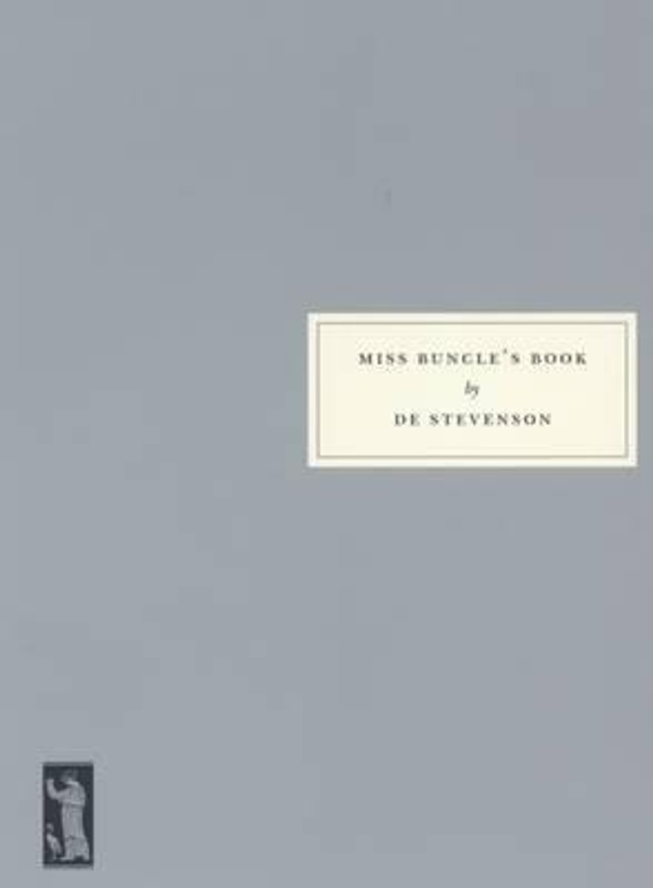 Stevenson, D.E - Miss Buncle's Book - Persephone Books 81 - Vintage 1930's Novel
