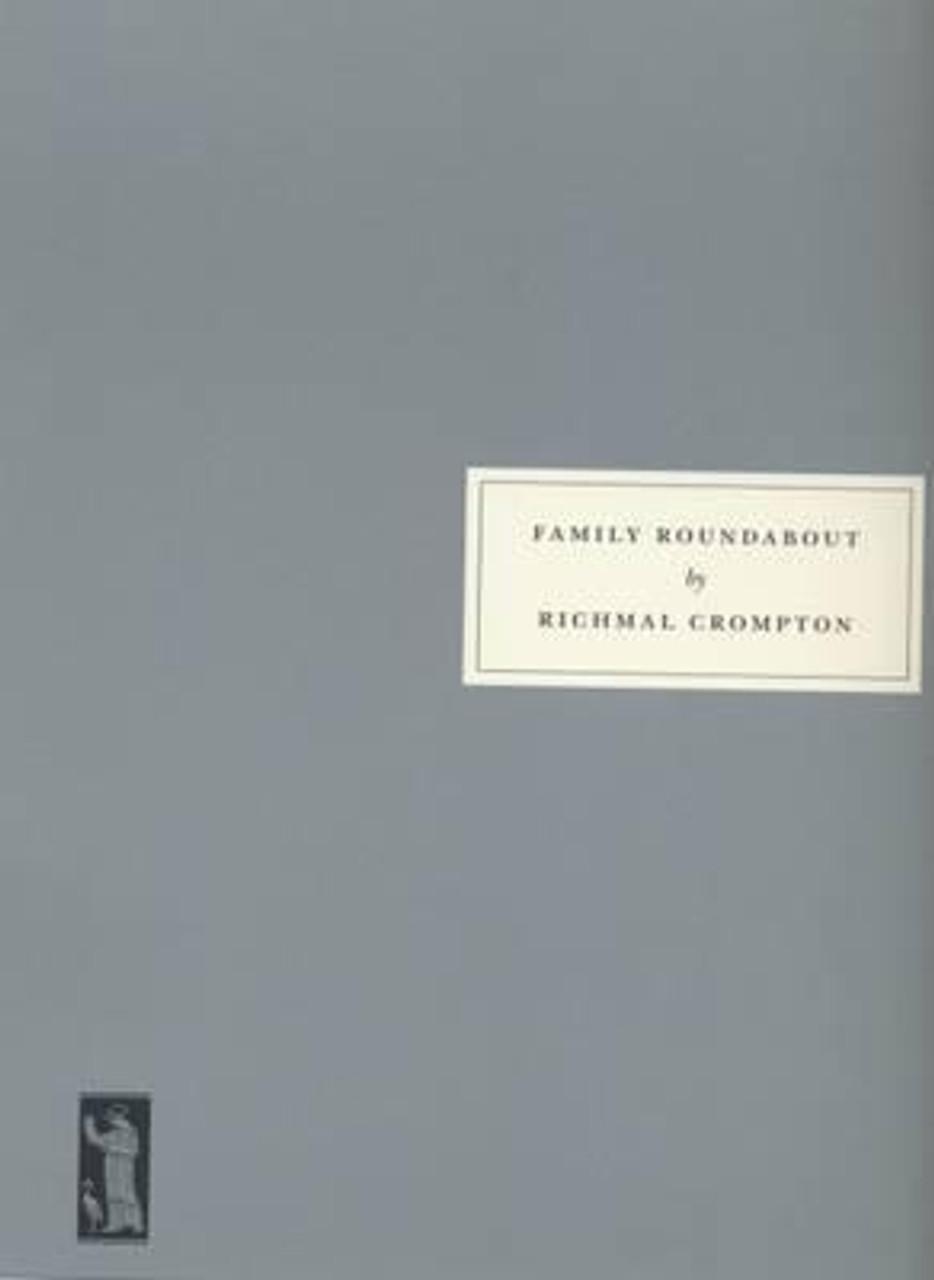 Crompton, Richmal - Family Roundabout - PB - Persephone Books 24