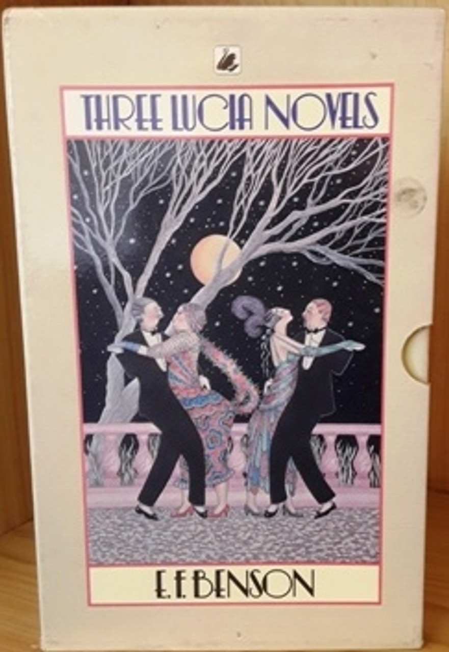 E.F. Benson: Three Lucia Novels (3 Book Box Set)