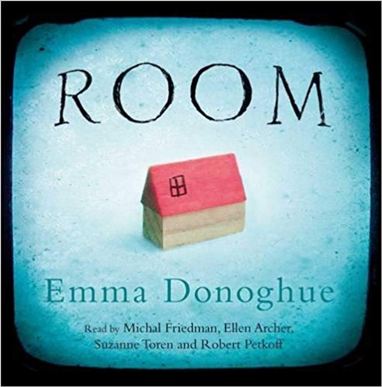 Donoghue, Emma - Room -AUDIO Book - 9 Cd Set - Sealed As New