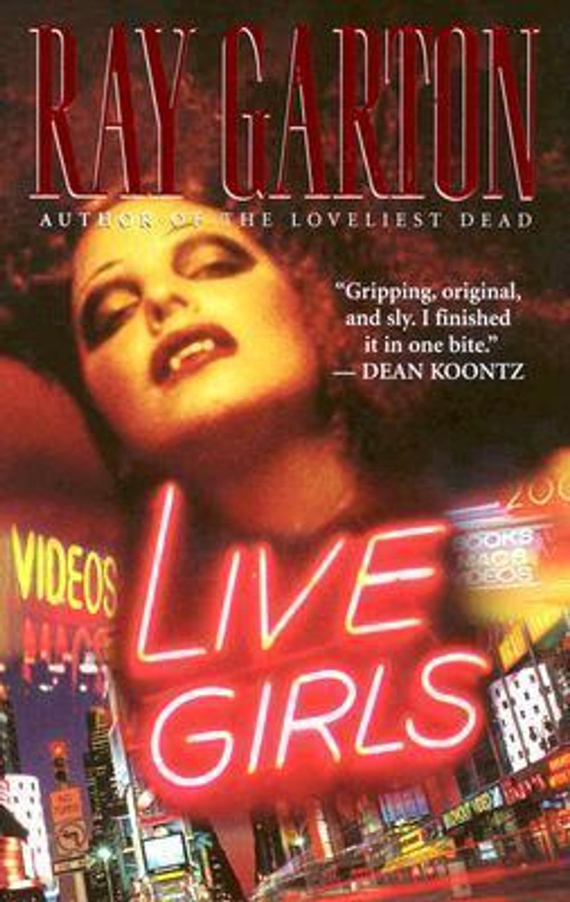 Garton, Ray / Live Girls