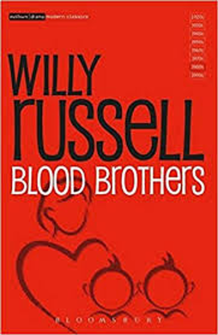 Russell, Willy - Blood Brothers - PB Methuen Ply/ Drama - BRAND NEW