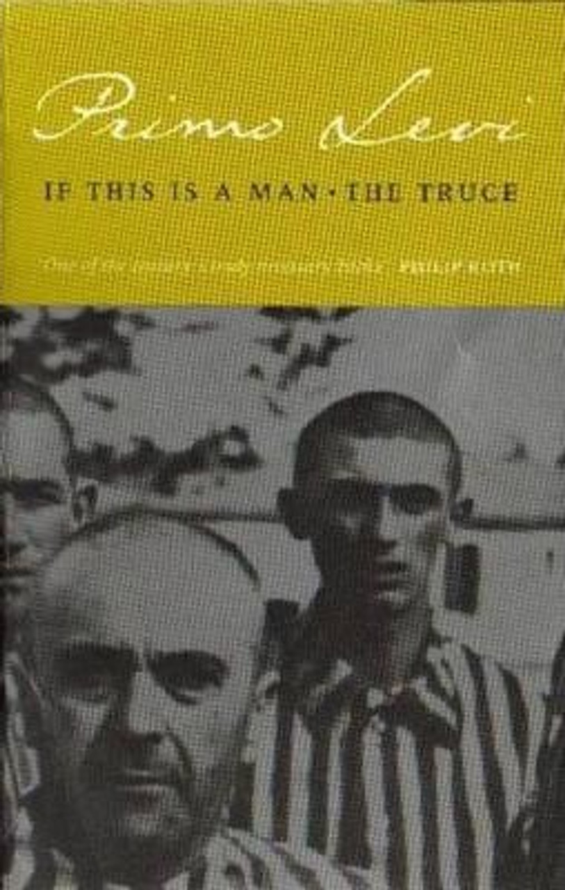Levi, Primo - If this is a Man & The Truce - PB - WW2 Holocaust Biography - BRAND NEW