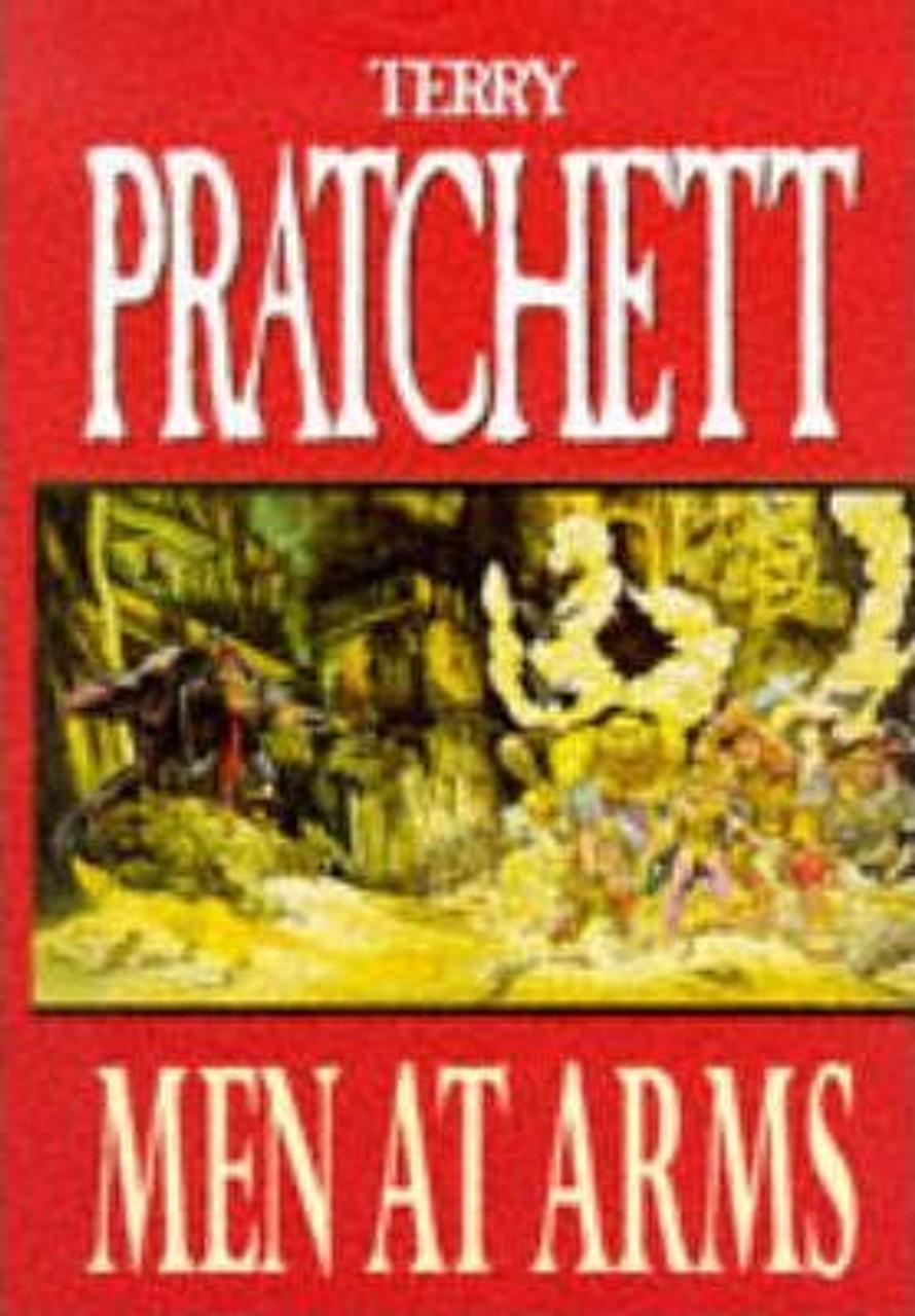 Pratchett, Terry / Men At Arms (Large Hardback)