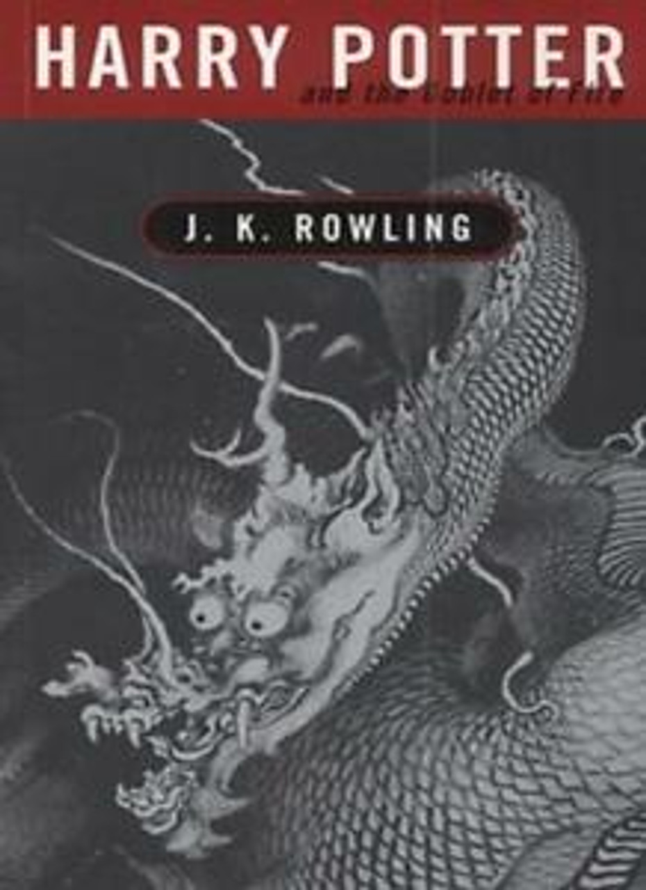 Rowling, J.K / Harry Potter and the Goblet of Fire (Cover Image: Corbis Images)