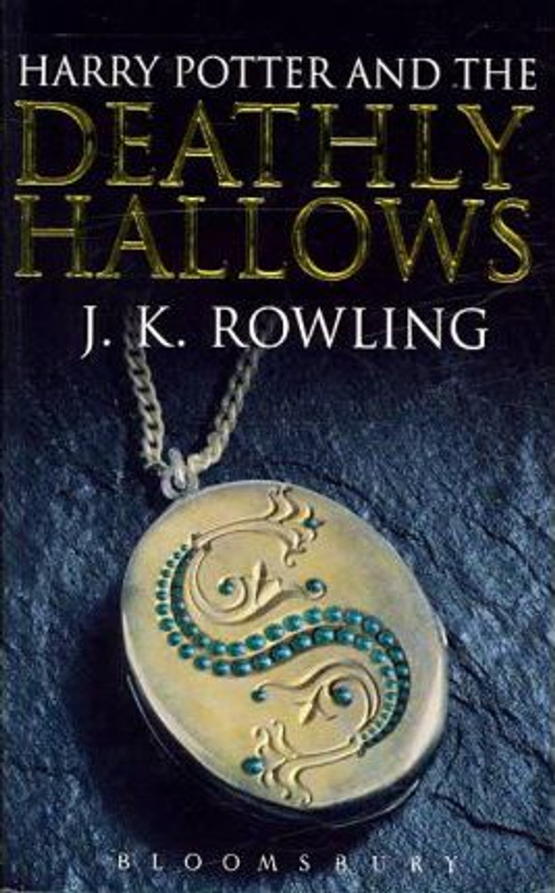 Rowling, J.K / Harry Potter and the Deathly Hallows: Adult Edition