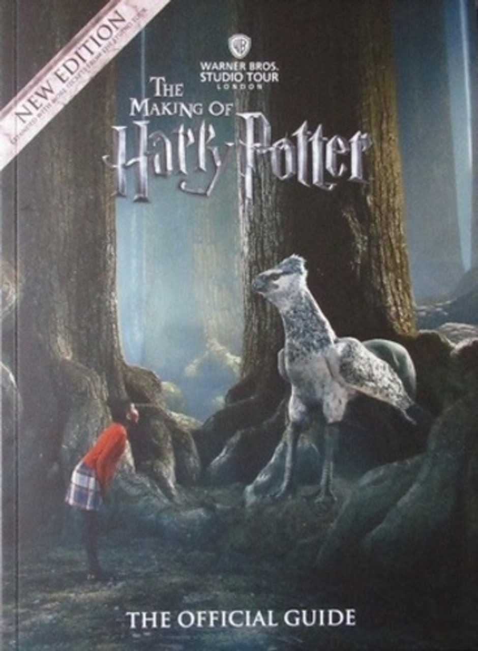 The Making of Harry Potter: The Official Guide