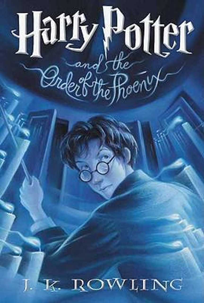 Rowling, J.K / Harry Potter and the Order of the Phoenix (Large Hardback) (American Cover)