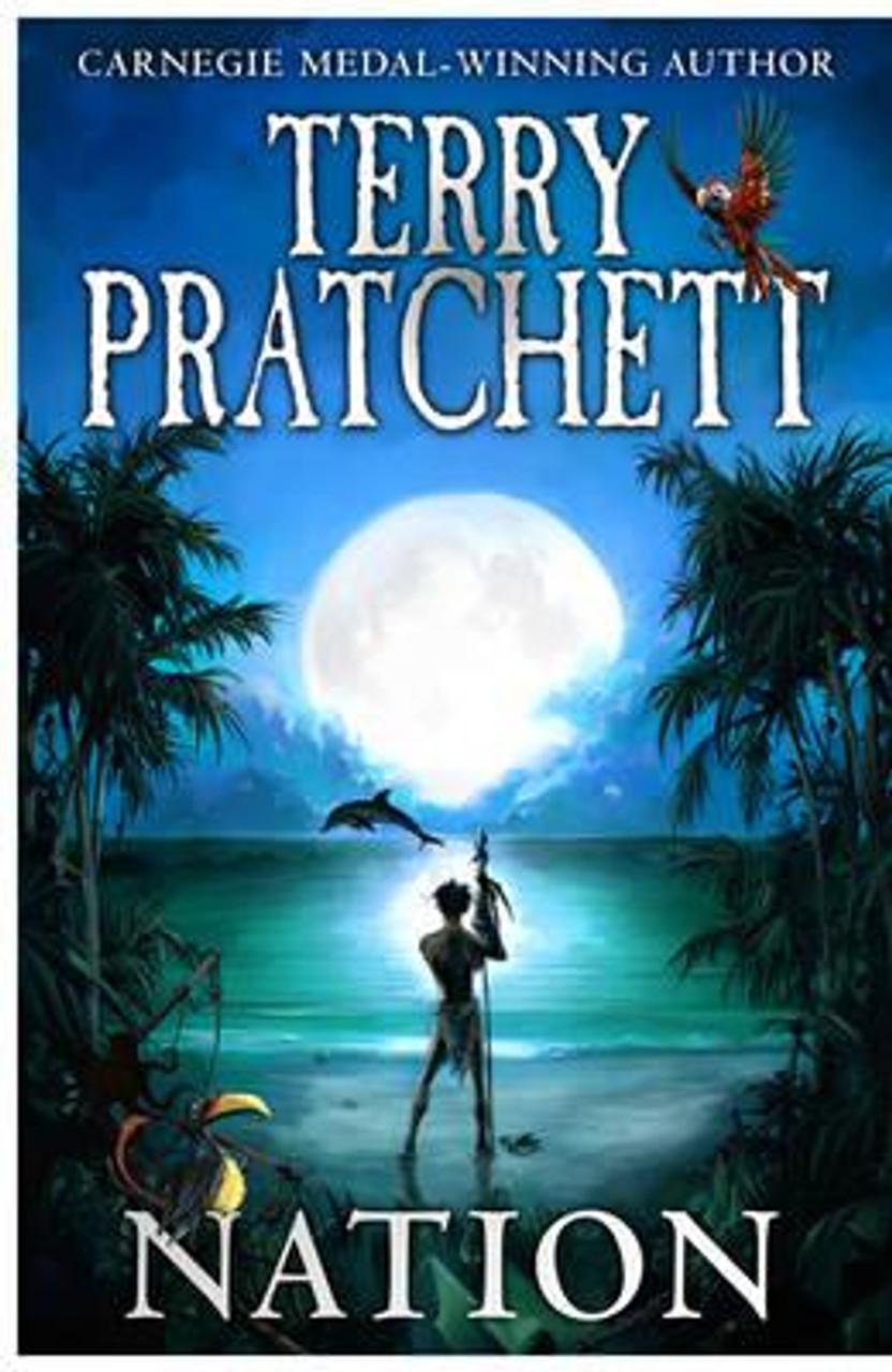 Pratchett, Terry / Nation (Large Hardback)