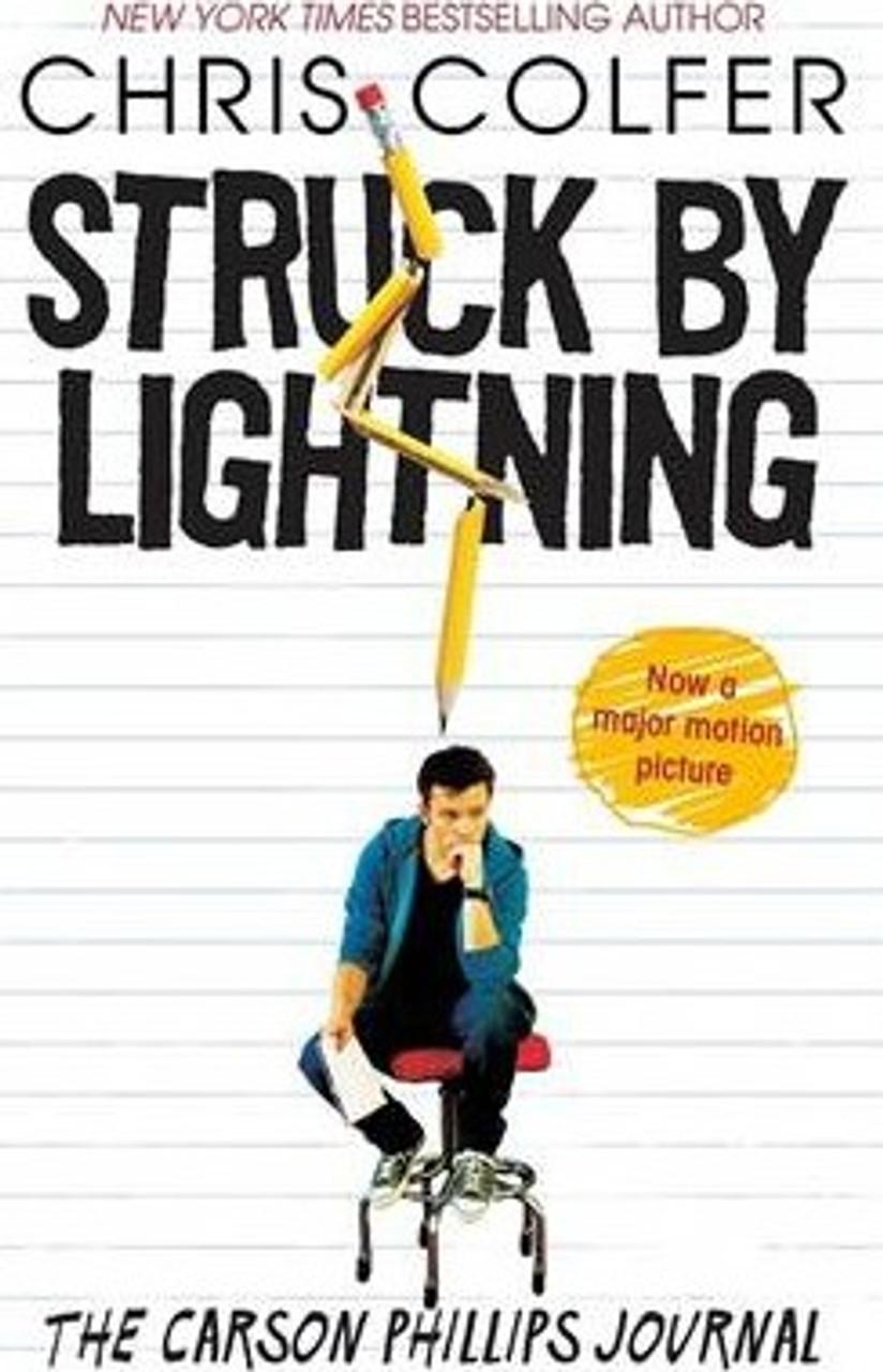 Colfer, Chris / Struck by Lightning : The Carson Phillips Journal
