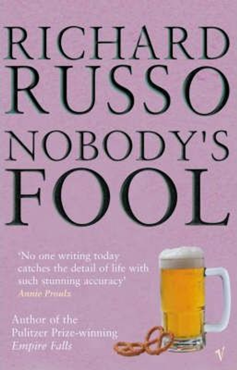 Russo, Richard / Nobody's Fool