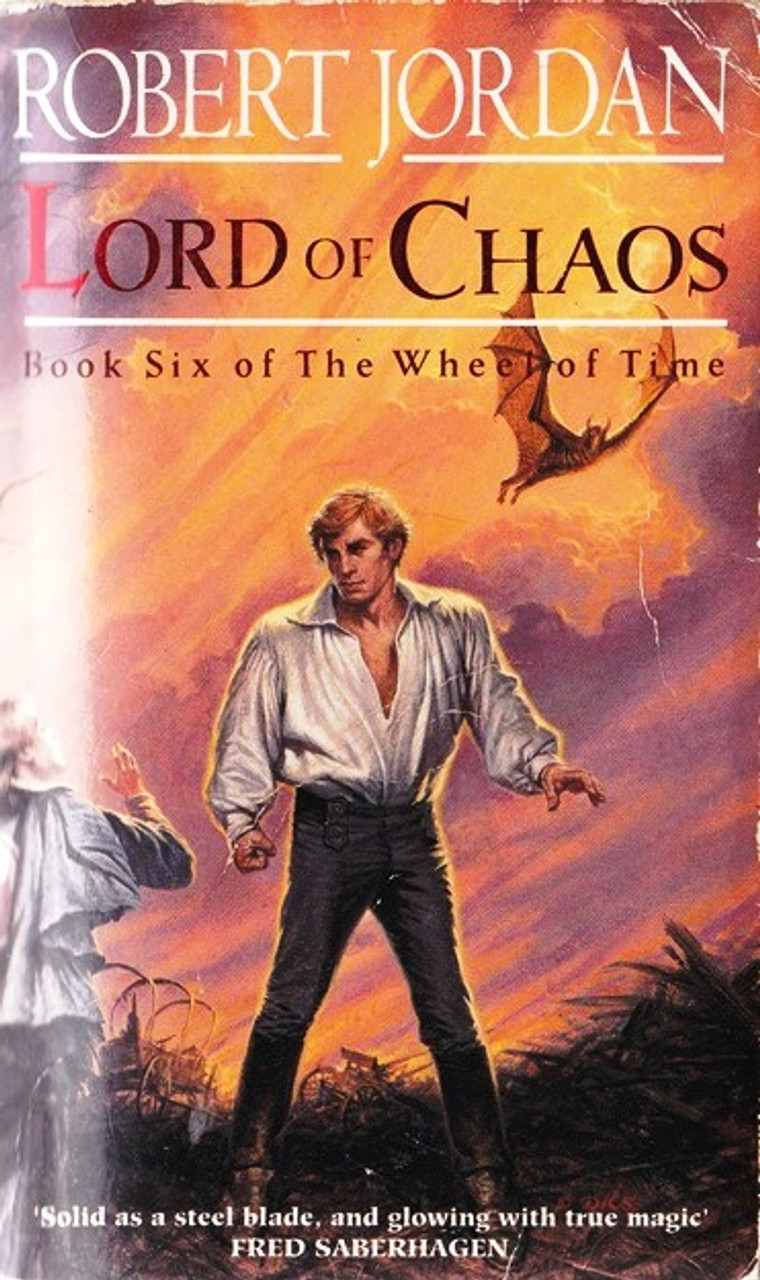 Jordan, Robert / Lord of Chaos (Wheel of Time 6)