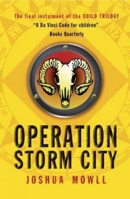 Mowll, Joshua / Operation Storm City