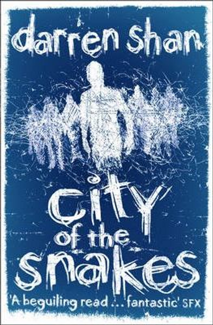 Shan, Darren / City of the Snakes