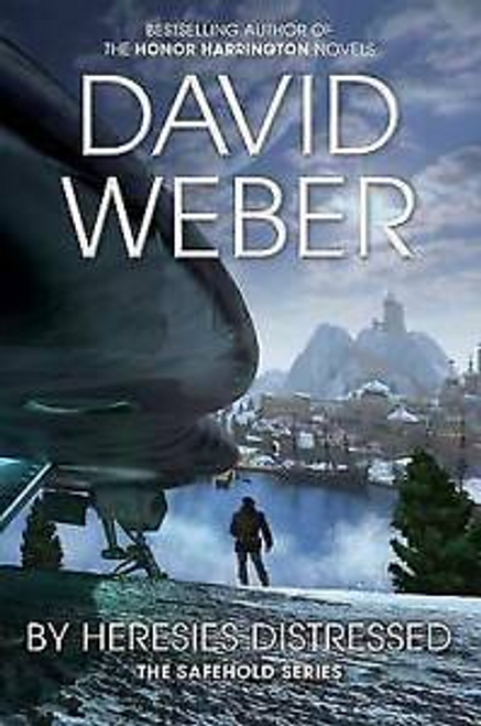Weber, David / By Heresies Distressed