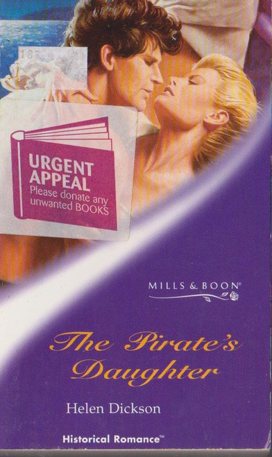 Mills & Boon / Historical / The Pirates Daughter
