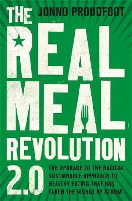 Proudfoot, Jonno / The Real Meal Revolution 2.0 (Large Paperback)