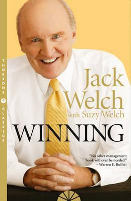 Welch, Jack / Winning (Large Paperback)