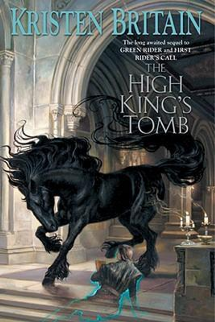 Britain, Kristen / The High King's Tomb, Book Three (Large Paperback)