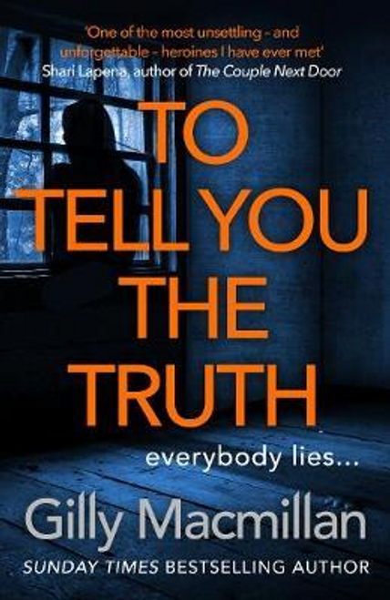 MacMillan, Gilly / To Tell You the Truth (Large Paperback)