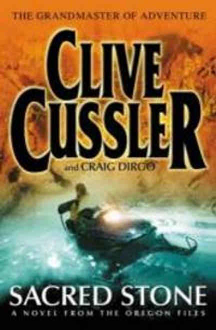 Cussler, Clive / Sacred Stone (Large Paperback)