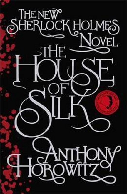 Tracy, P. J. / The House of Silk (Large Paperback)