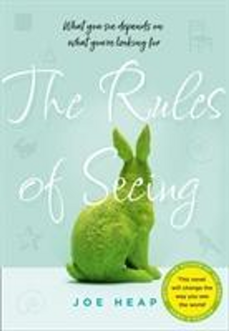 Heap, Joe / The Rules of Seeing (Large Paperback)