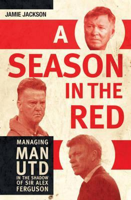 Jackson, Jamie / A Season in the Red (Large Paperback)