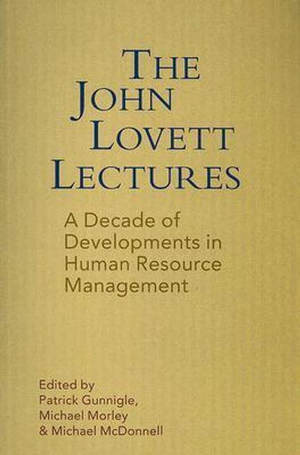 Gunnigle, Patrick / The John Lovett Lectures (Large Paperback)
