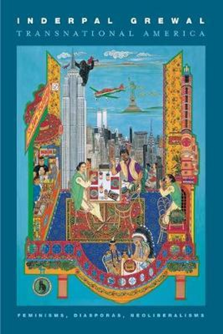 Grewal, Inderpal / Transnational America (Large Paperback)