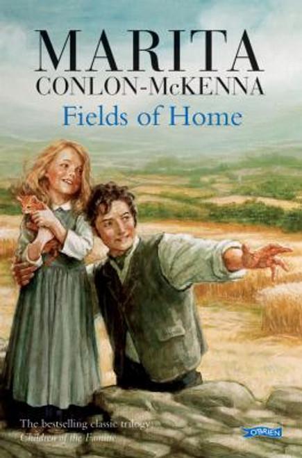 Conlon McKenna, Marita - Fields of Home ( Famine Trilogy - Book 3 ) PB - BRAND NEW