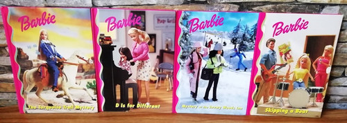 Barbie (8 Book Collection)